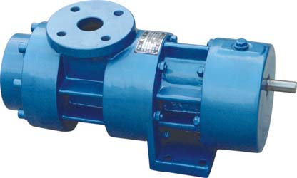 2GM系列单吸双螺杆泵