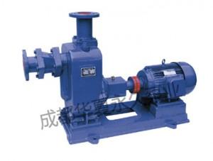 ZW(XZW)型自吸式无堵塞排污泵