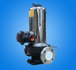 SPGBT立式防爆屏蔽化工泵