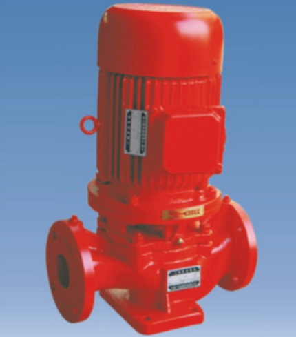 XBDⅡ单级单吸立式消防泵机组