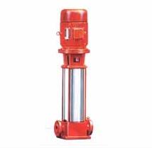 XBD型(I)多级消防泵