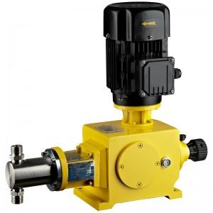柱塞式计量泵