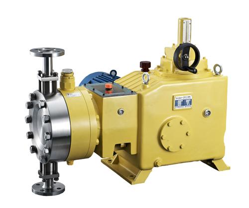 JYDR系列液压隔膜式计量泵